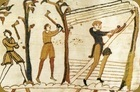 Logo form Bayeux Tapestry